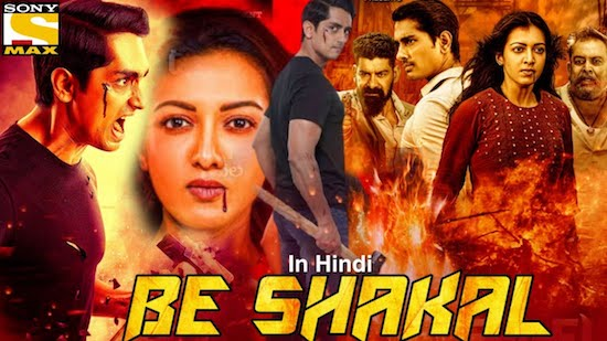 Be Shakal 2021 Hindi Dubbed 720p HDRip 850mb
