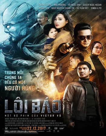 Lôi Báo 2017 Hindi Dual Audio 720p HDTVRip x264