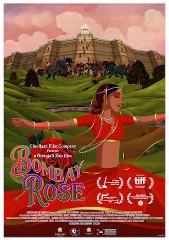 Bombay Rose 2021 Hindi 480p WEB-DL 300MB