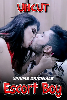 18+ Escort Boy 2021 XPrime Hindi UNCUT Hot Web Series 720p HDRip x264 160MB