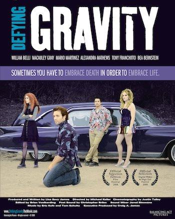 Defying Gravity 2008 Dual Audio Hindi 480p WEBRip 300mb