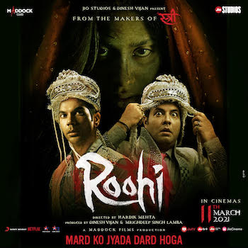 Roohi 2021 Hindi 720p WEB-DL 1GB