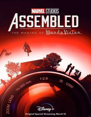 Marvel Studios Assembled 2021 S01 Complete English 720p Web-DL ESubs