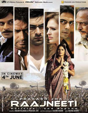 Rajneeti 2010 Full Hindi Movie 720p HDRip Download