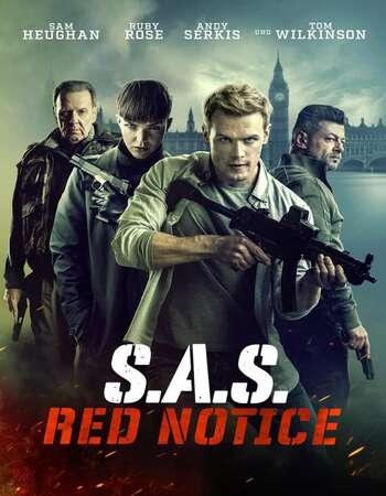 SAS Red Notice 2021 English 720p Web-DL 1GB ESubs