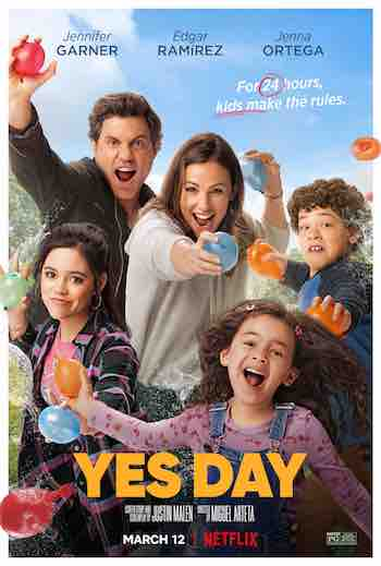 Yes Day 2021 Dual Audio Hindi Movie Download