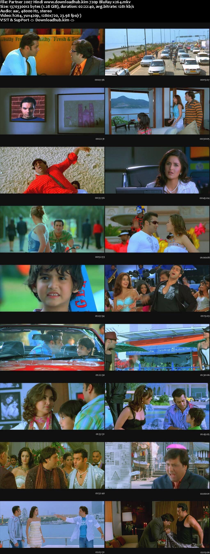 Partner 2007 Hindi 720p BluRay x264
