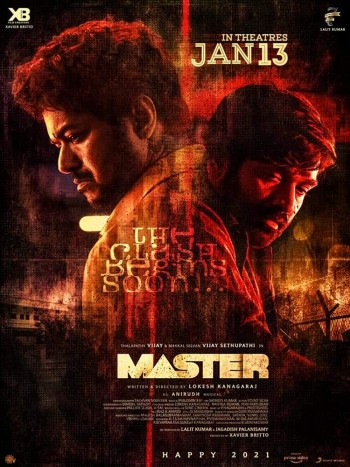 Master 2021 UNCUT Dual Audio Hindi Full Movie Download