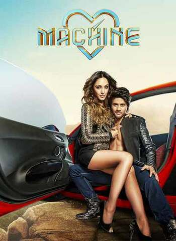 Machine 2017 Hindi 480p HDRip x264 400MB ESubs