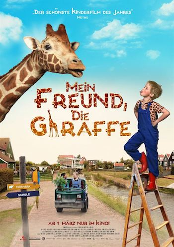 My Giraffe 2017 Dual Audio Hindi Movie Download