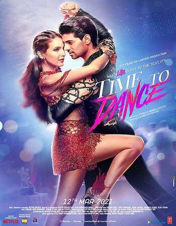 Time to Dance 2021 Hindi 720p 480p Pre-DVDRip x264
