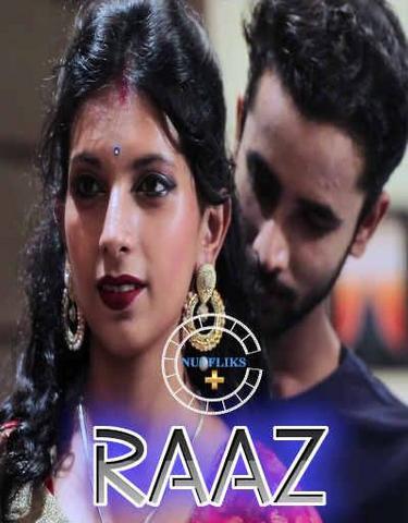 18+ Raaz 2021 NueFliks Hindi Hot Web Series 720p HDRip x264 170MB