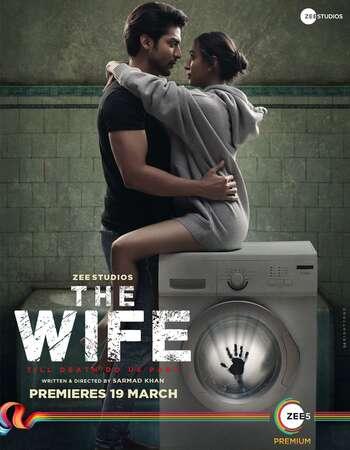 The Wife 2021 Hindi 550MB HDRip 720p ESubs HEVC