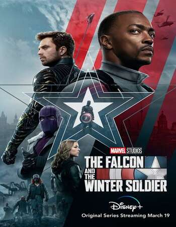 The Falcon and the Winter Soldier 2021 S01 Complete Hindi Dual Audio 720p Web-DL ESubs