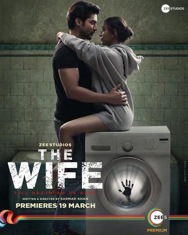 The Wife 2021 Zee5 Hindi 480p HDRip x264 300MB ESubs