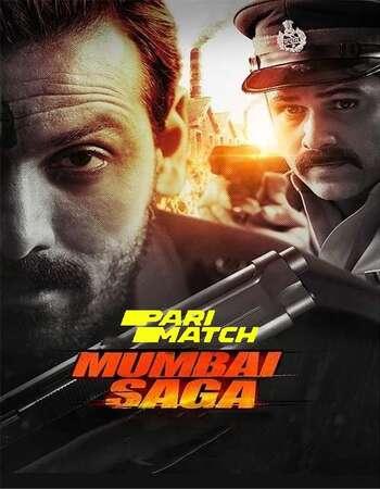 Mumbai Saga 2021 Hindi 720p 480p Pre-DVDRip x264