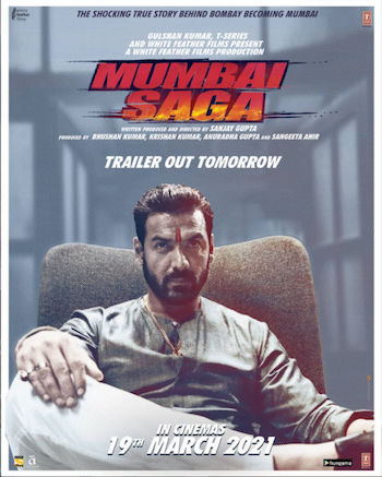 Mumbai Saga 2021 Hindi 720p WEB-DL 1.1GB