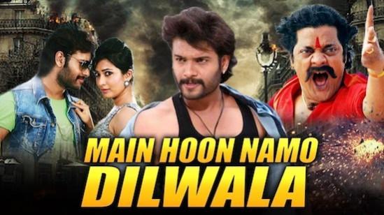 Main Hoon Dilwala 2021 Hindi Dubbed Full Movie Download