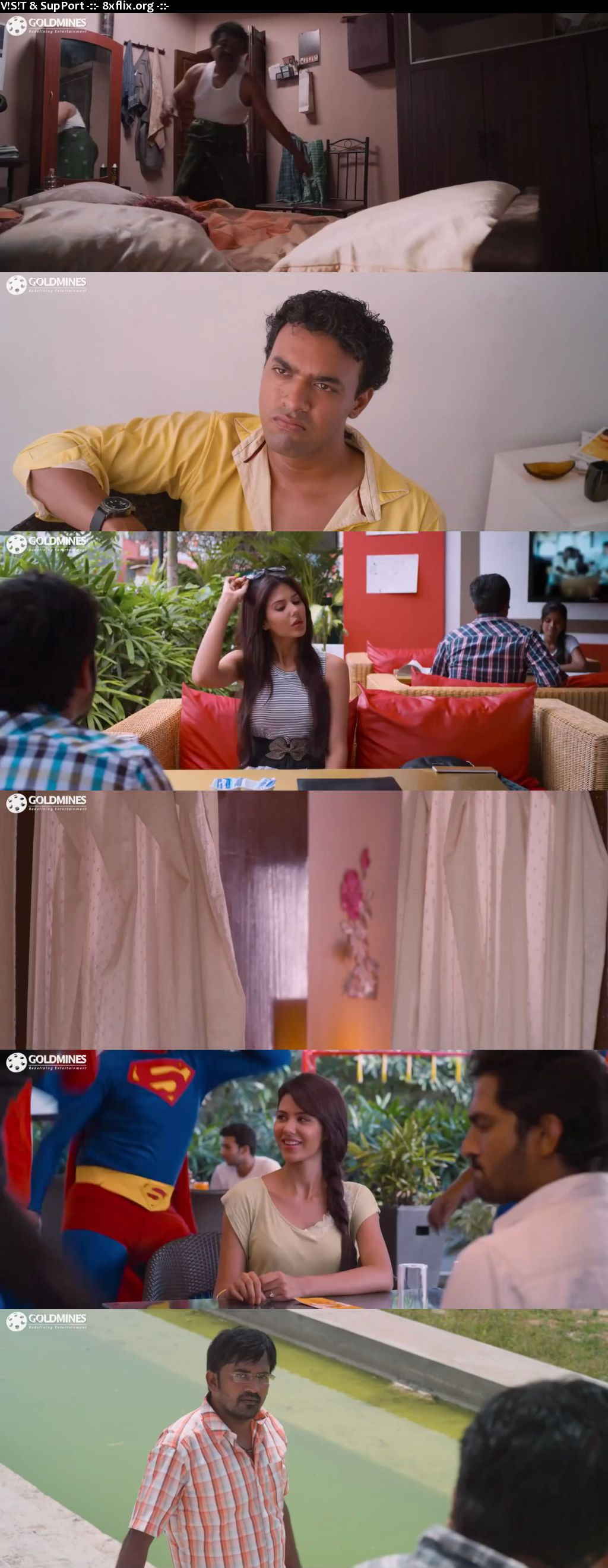 Main Hoon Dilwala 2021 Full Movie Hindi Dubbed 720p 480p HDRip