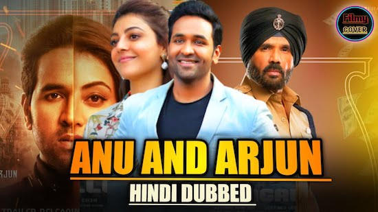 Anu and Arjun 2021 Hindi Dubbed 720p pDVDRip 1GB