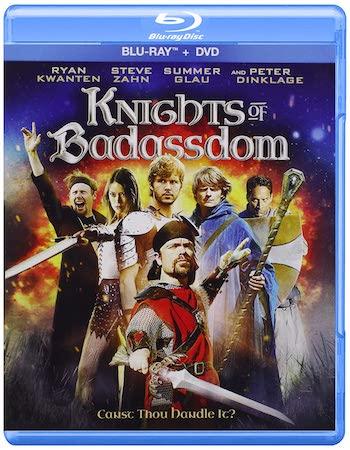Knights Of Badassdom 2013 UNCUT Dual Audio Hindi 480p BluRay 280mb