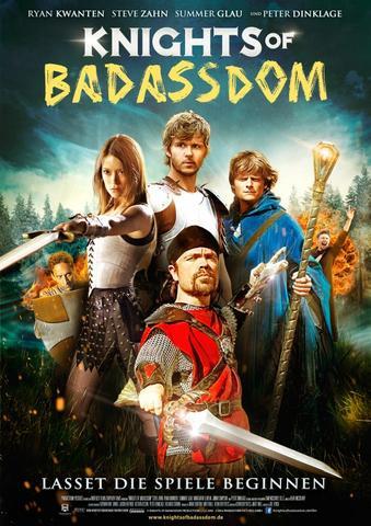 Knights of Badassdom 2013 Dual Audio ORG Hindi 480p BluRay x264 300MB ESubs
