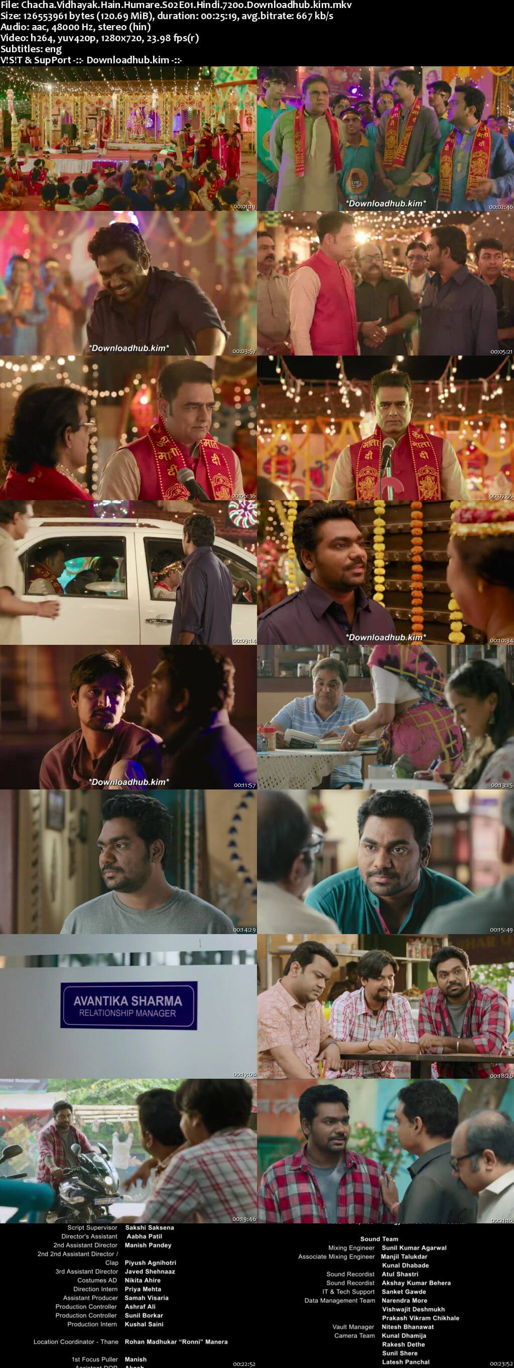 Chacha Vidhayak Hain Humare 2021 Hindi Season 02 Complete 720p HDRip ESubs