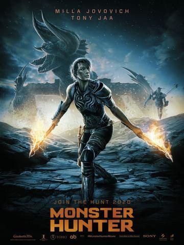 Monster Hunter 2021 Dual Audio ORG Hindi 480p BluRay x264 350MB ESubs