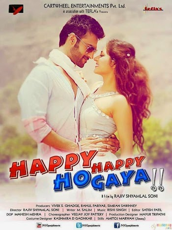 Happy Happy Ho Gaya 2021 Punjabi 720p WEB-DL 999mb