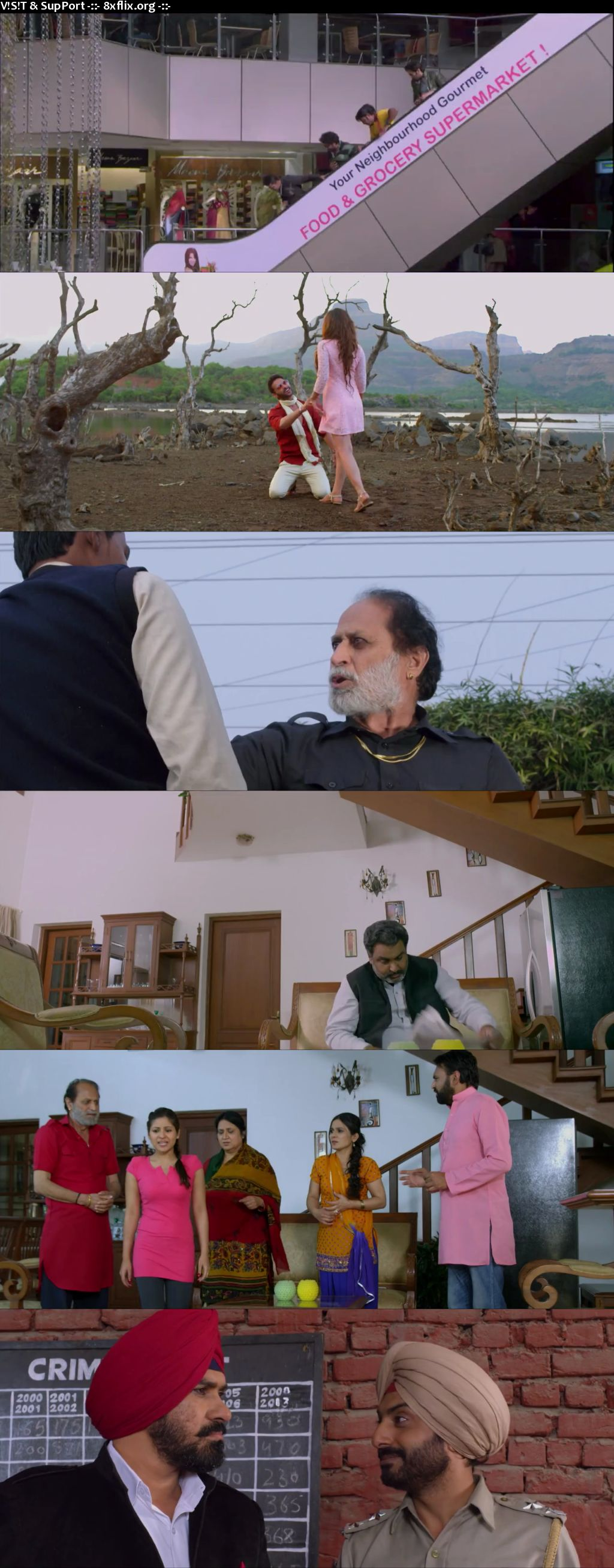 Happy Happy Ho Gaya 2021 Full Punjabi Movie Download 720p 480p Web-DL