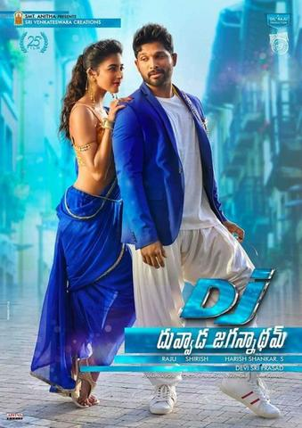 Duvvada Jagannadham 2017 Dual Audio Hindi 480p UNCUT HDRip x264 450MB ESubs