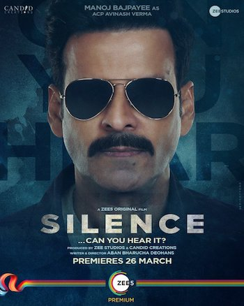 Silence Can You Hear It 2021 Hindi Movie Download