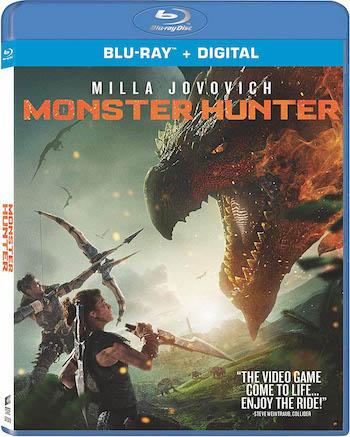 Monster Hunter 2020 Dual Audio Hindi Bluray Movie Download