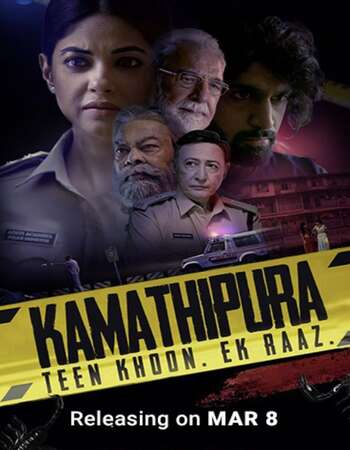 Kamathipura 2021 Hindi Season 01 Complete 720p HDRip ESubs