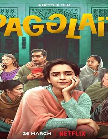 Pagglait 2021 Full Hindi Movie 720p HDRip Download
