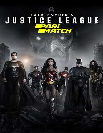 Zack Snyders Justice League 2021 Hindi Dual Audio WEBRip Full Movie Download
