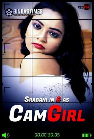18+ Srabani Cam Girl 2021 BindasTimes Hindi Hot Video 720p HDRip x264 100MB