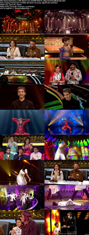 Dance Deewane 3 28 March 2021 Episode 10 Web-DL 480p
