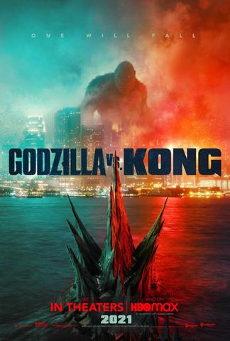 Godzilla vs. Kong 2021 Dual Audio Hindi 480p HDCAM x264 400MB