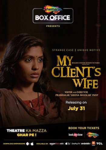 My Clients Wife 2020 Hindi 720p HDRip 800mb
