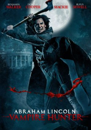 Abraham Lincoln Vampire Hunter 2012 Dual Audio Hindi 480p BluRay x264 350MB ESubs