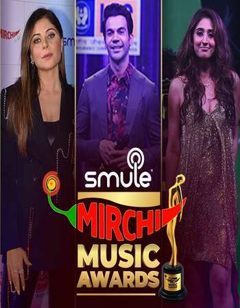 Smule Mirchi Music Awards 28th March 2021 Full Show 720p 480p Free Download