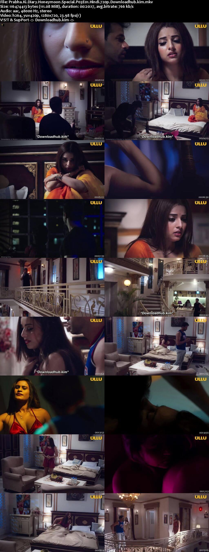 Prabha Ki Diary S02 Honeymoon Special 2021 Hindi Part 03 ULLU WEB Series 720p HDRip x264