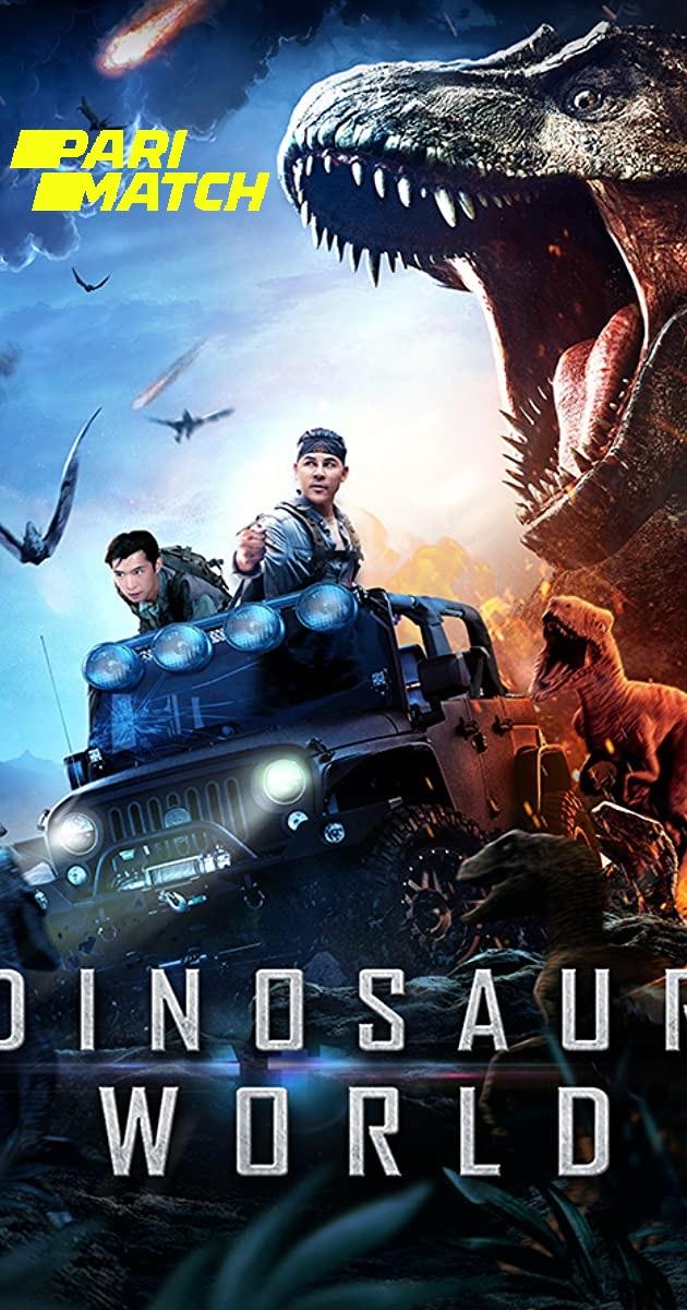 Dinosaur World 2020 Hindi (HQ DUB) Dual Audio 720p 480p WEBRip x264