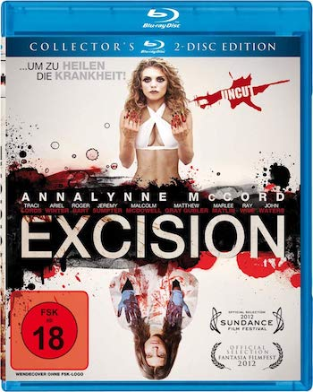 Excision 2012 UNRATED Dual Audio Hindi 720p BluRay 800mb