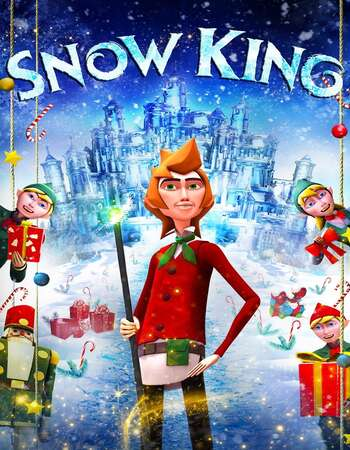 The Wizards Christmas Return of the Snow King 2016 Hindi Dual Audio 300MB WEBRip 480p ESubs