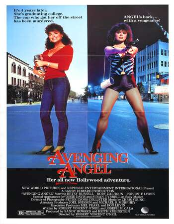 Avenging Angel 1985 Hindi Dual Audio 300MB BluRay 480p ESubs