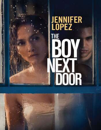 The Boy Next Door 2015 Hindi Dual Audio 300MB BluRay 480p ESubs