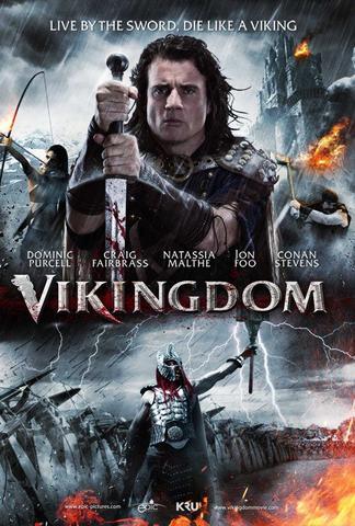 Vikingdom 2013 Dual Audio ORG Hindi 480p BluRay x264 350MB ESubs