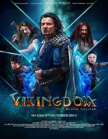 Vikingdom 2013 Hindi Dual Audio 350MB BluRay 480p ESubs